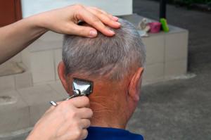 Senior Haircuts